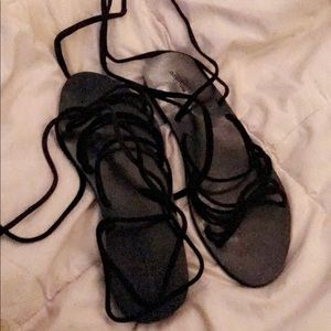 urban outfitters strappy sandals